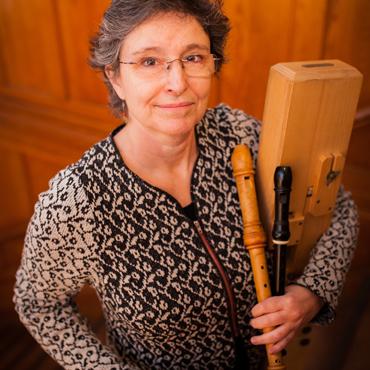 Musikkonservatoriet Falun - Lärare Monika Roboz