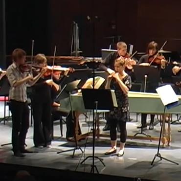 """Musikkonservatoriet Falun - Media """"Kristine West"""""""