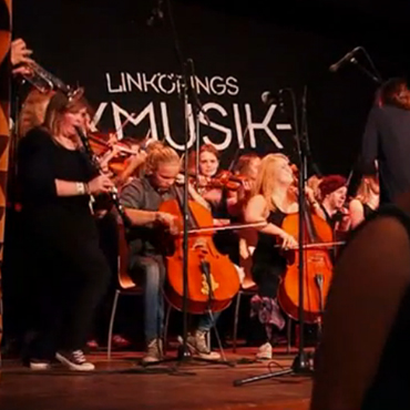 Musikkonservatoriet Falun - Media Studentspelmanslag-VM
