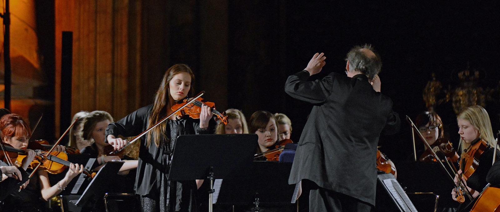 Musikkonservatoriet Falun - Ansök till någon av våra musikutbildningar