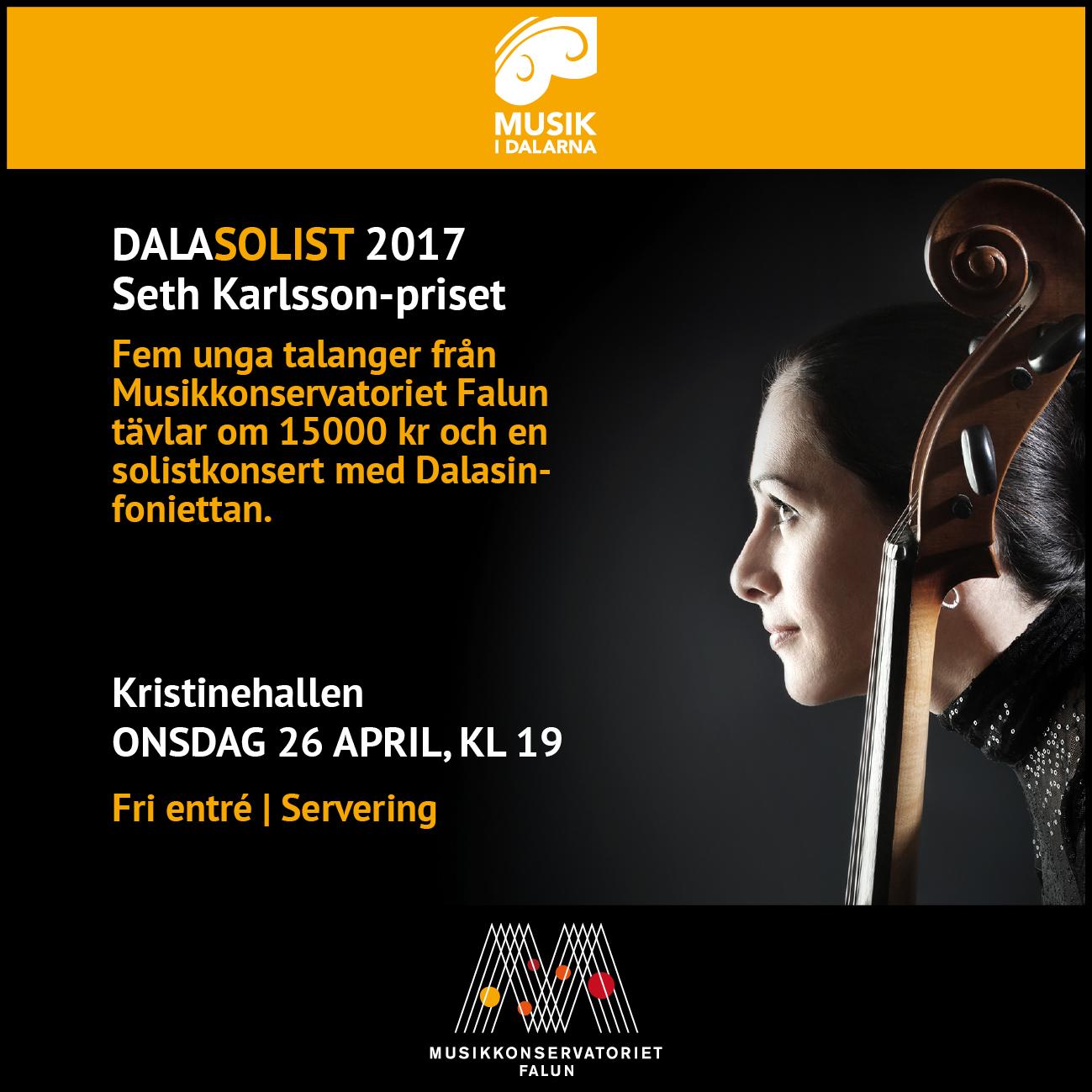 Dalasolist 2017 annons kvadrat