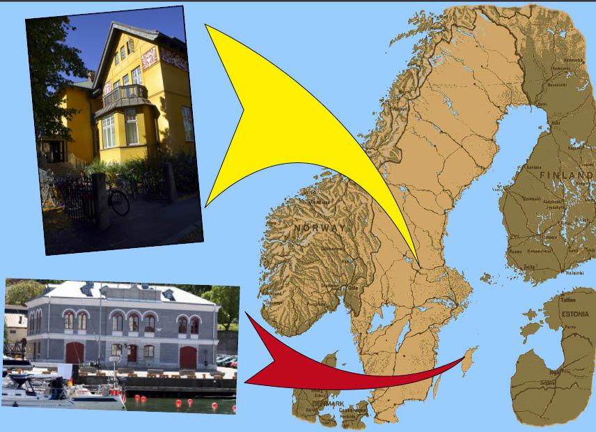 Gotland Karta